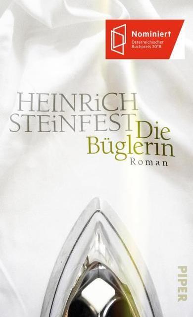Steinfest, Heinrich: Die Büglerin