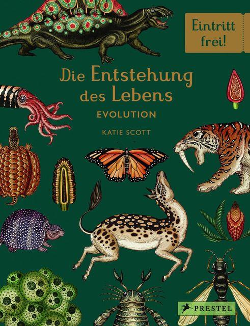 Munro, Fiona/Symons, Ruth: Die Entstehung des Lebens. Evolution