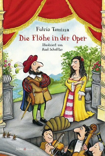 Tomizza, Fulvio: Die Flöhe in der Oper