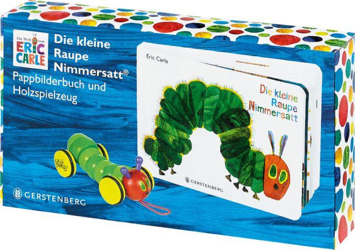 Carle, Eric: Die kleine Raupe Nimmersatt