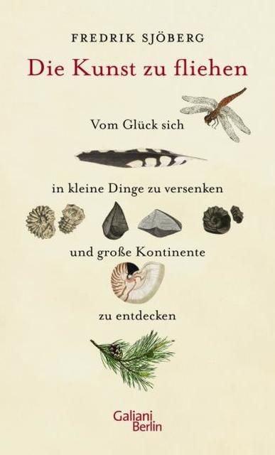Sjöberg, Fredrik: Die Kunst zu fliehen