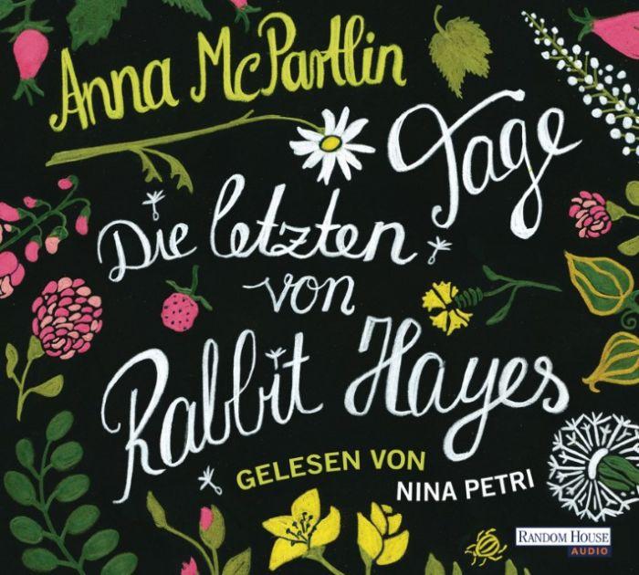 McPartlin, Anna: Die letzten Tage von Rabbit Hayes