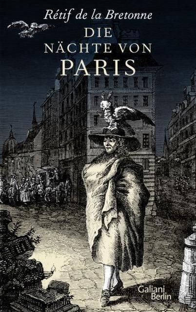 de la Bretonne, Rétif: Die Nächte von Paris