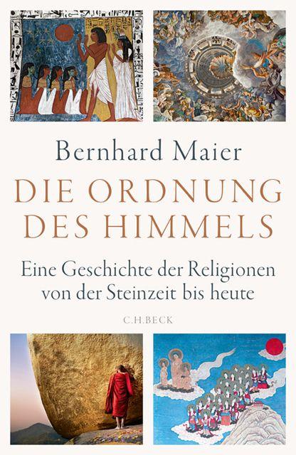 Maier, Bernhard: Die Ordnung des Himmels