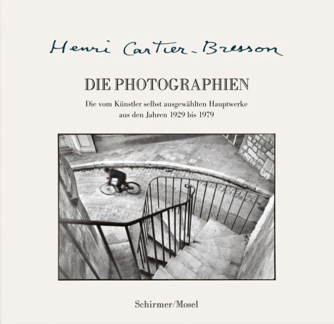 Cartier-Bresson, Henri/Bonnefoy, Yves: Die Photographien
