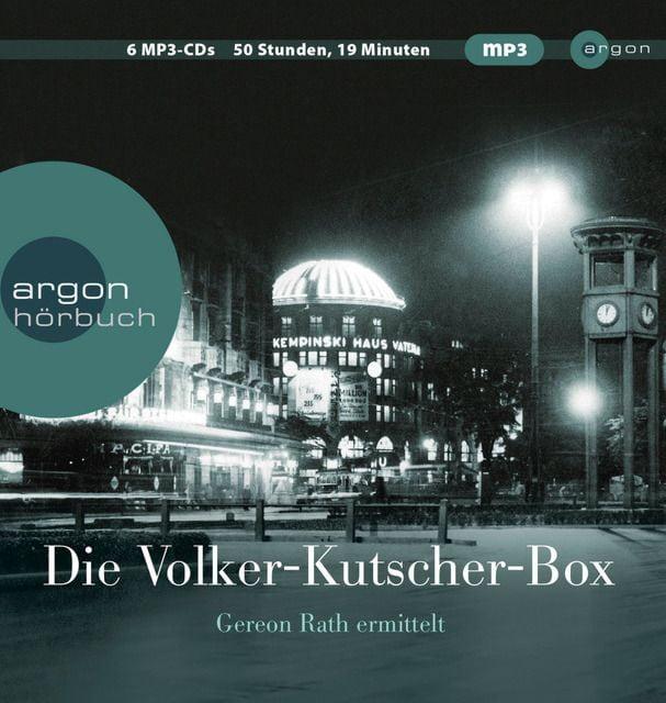 Kutscher, Volker: Die Volker-Kutscher-Box
