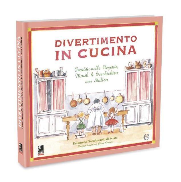 Notarbartolo di Sciara, Emanuela: Divertimento In Cucina