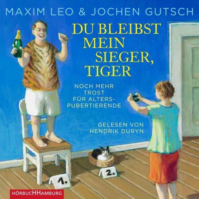 Leo, Maxim/Gutsch, Jochen: Du bleibst mein Sieger, Tiger