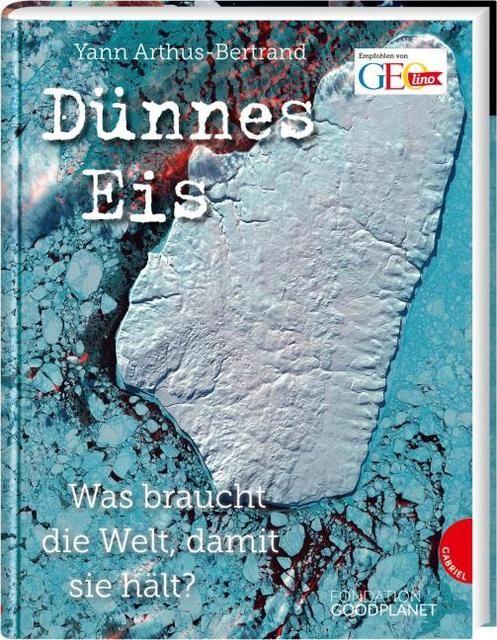 Jankéliowitch, Anne/Arthus-Bertrand, Yann: Dünnes Eis