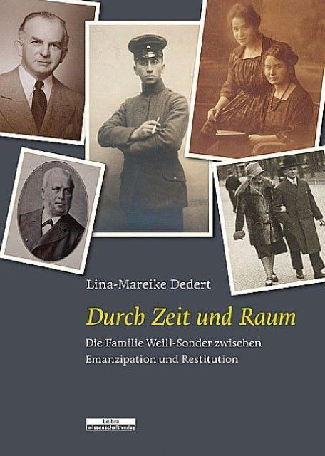 Dedert, Lina-Mareike: Durch Zeit und Raum