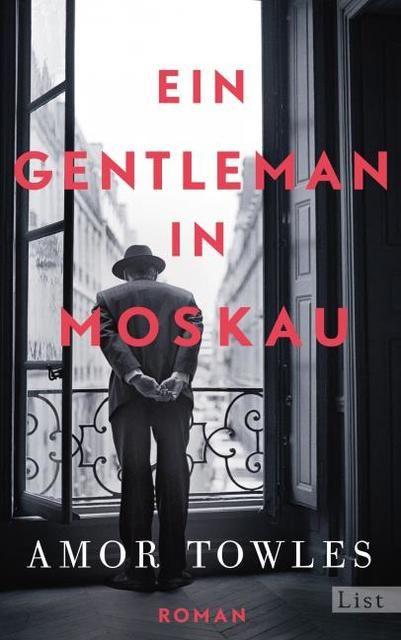 Towles, Amor: Ein Gentleman in Moskau