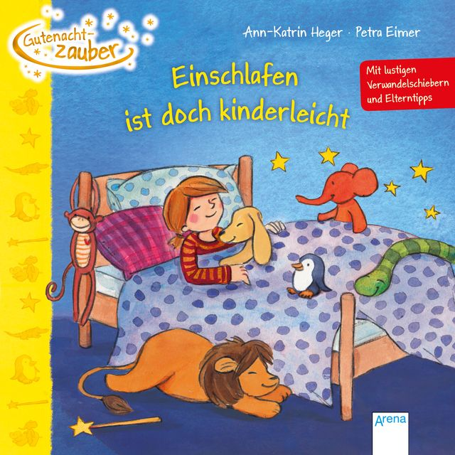 Heger, Ann-Katrin: Einschlafen ist doch kinderleicht