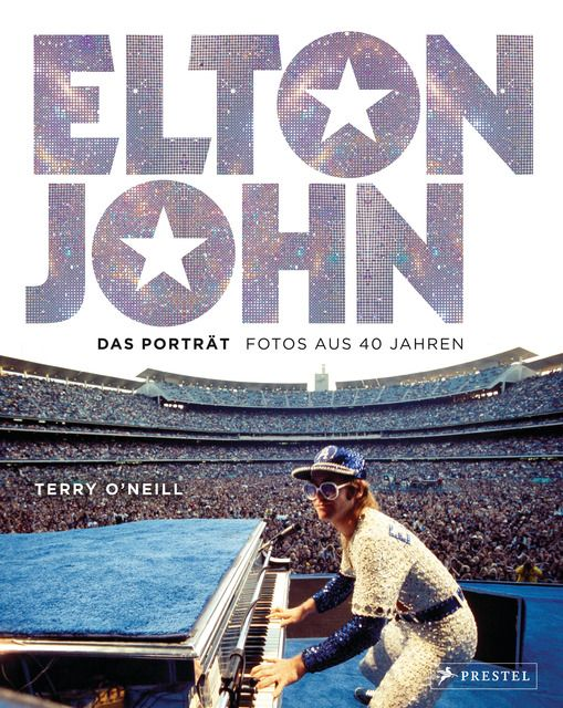 O'Neill, Terry: Elton John