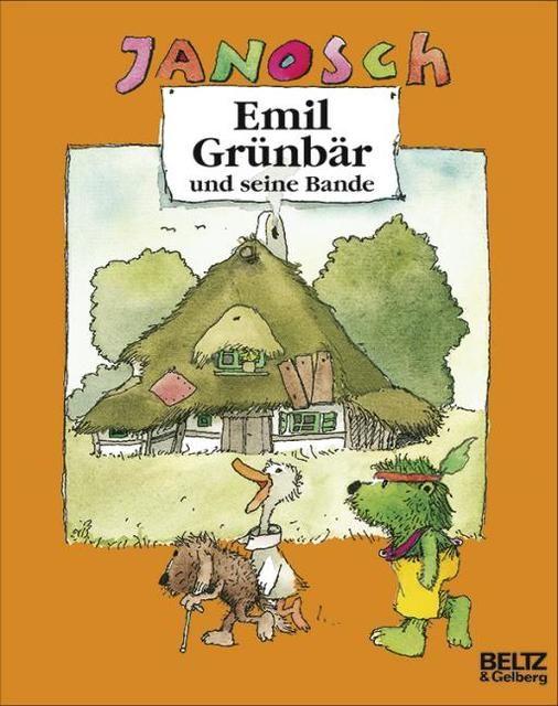 JANOSCH: Emil Grünbär und seine Bande