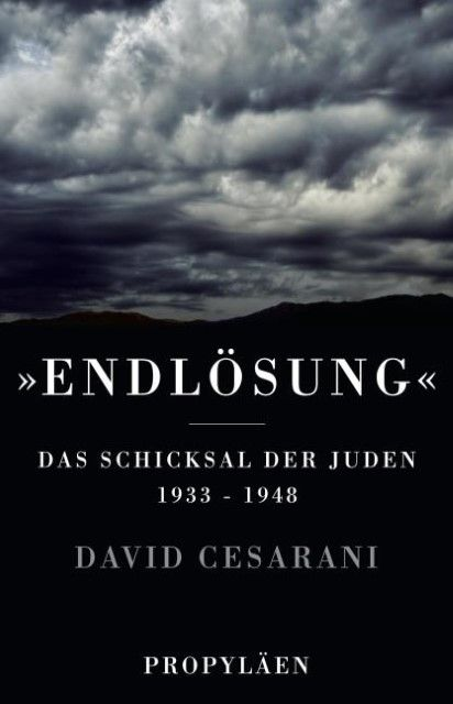 Cesarani, David: 'Endlösung'