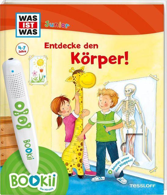 Noa, Sandra/Kaiser, Claudia/Lickleder, Martin: Entdecke den Körper!