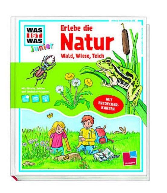 Stauber, Sabine: Erlebe die Natur