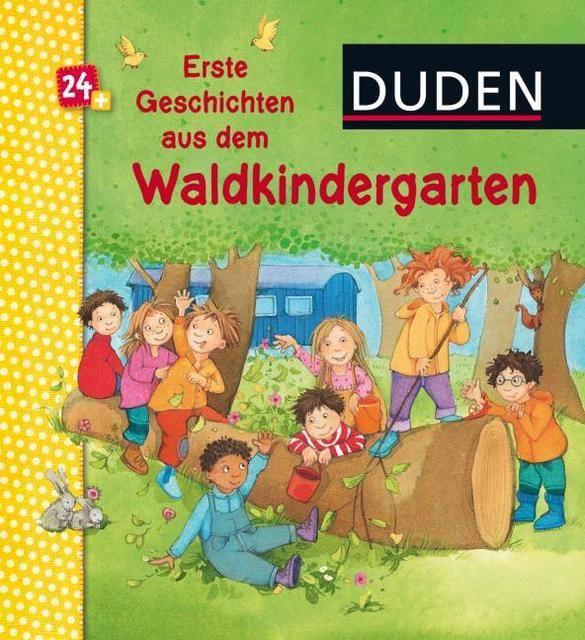 Holthausen, Luise: Erste Geschichten aus dem Waldkindergarten