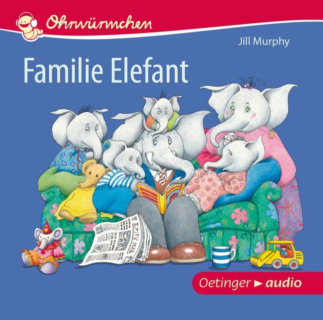 Murphy, Jill: Familie Elefant