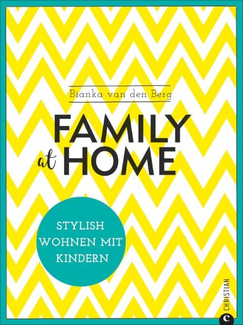 Berg, Bianka van den: Family at home