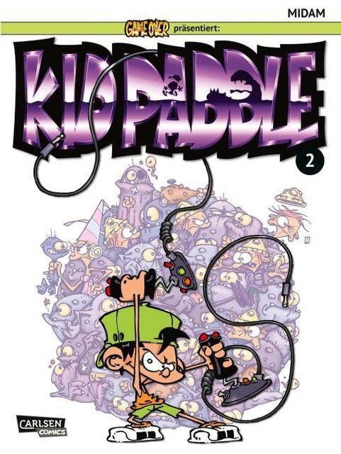 Midam: Game over präsentiert: Kid Paddle 2