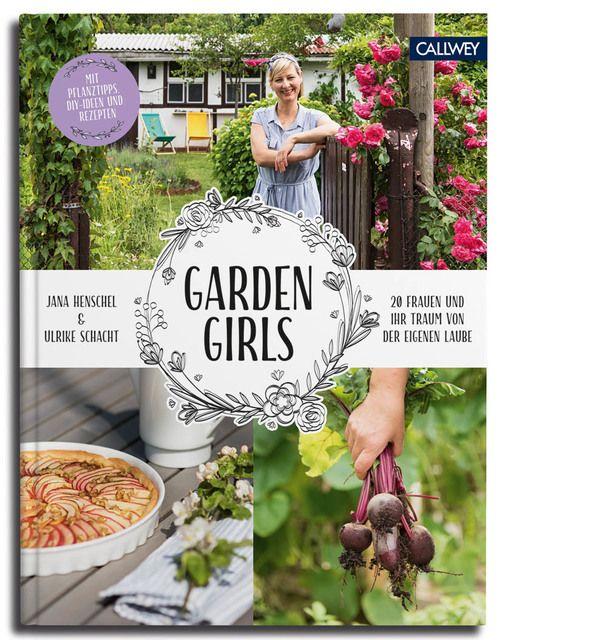 Henschel, Jana: Garden Girls