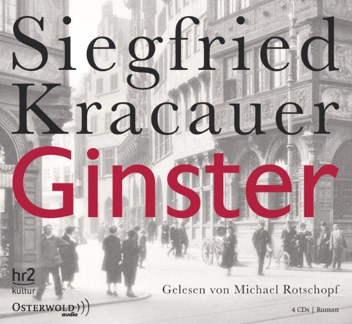 Kracauer, Siegfried: Ginster