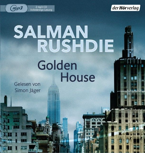 Rushdie, Salman: Golden House