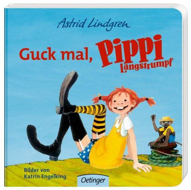 Lindgren, Astrid: Guck mal, Pippi Langstrumpf