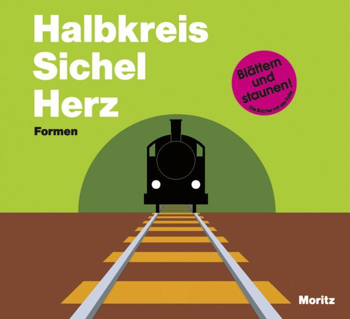 George, Patrick: Halbkreis, Sichel, Herz - Formen