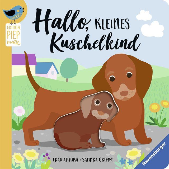 Grimm, Sandra: Hallo, kleines Kuschelkind