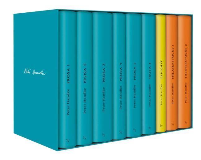 Handke, Peter: Handke Bibliothek I