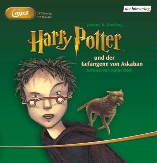 Rowling, Joanne K: Harry Potter und der Gefangene von Askaban