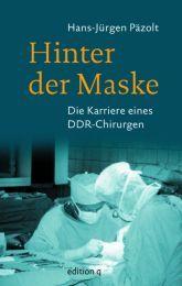 Päzolt, Hans-Jürgen: Hinter der Maske