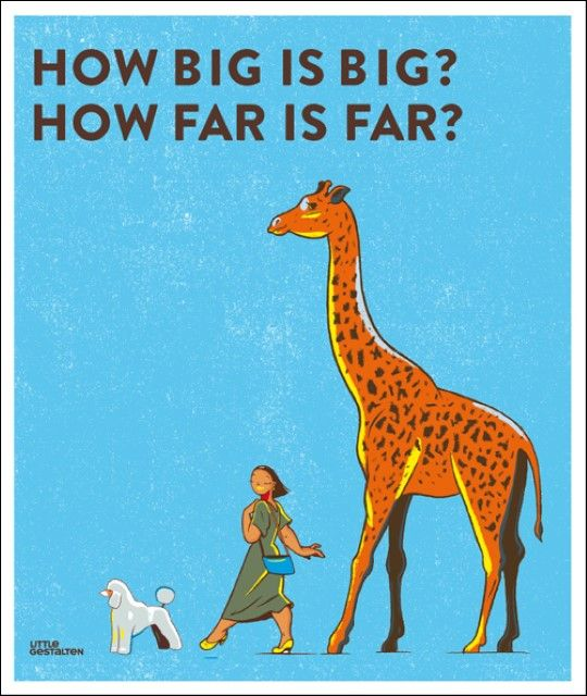 : How Big Is Big? How Far is Far?