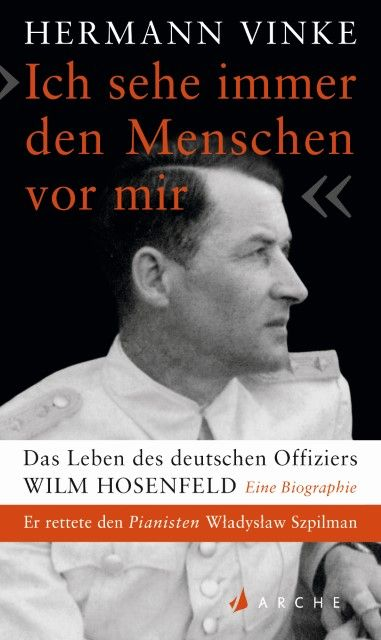 Vinke, Hermann: 'Ich sehe immer den Menschen vor mir'