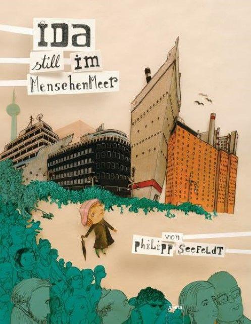 Seefeldt, Philipp: Ida still im Menschenmeer