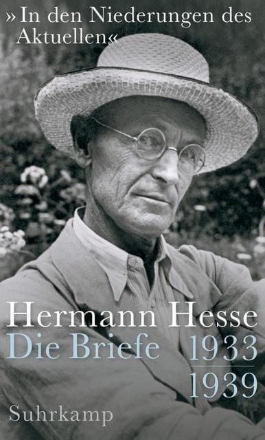 Hesse, Hermann: 'In den Niederungen des Aktuellen'