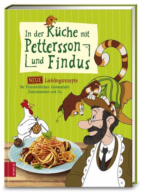 : In der Küche mit Pettersson und Findus