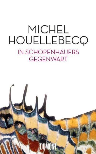 Houellebecq, Michel: In Schopenhauers Gegenwart