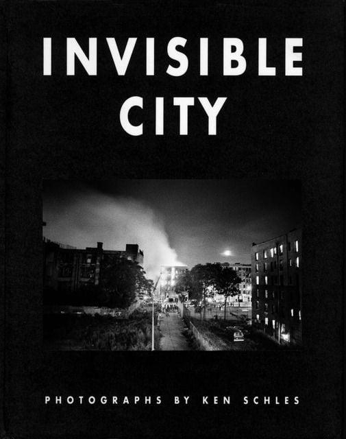 Schles, Ken: Invisible City