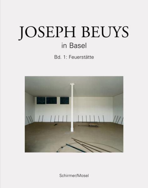 Koepplin, Dieter/Beuys, Joseph: Joseph Beuys in Basel 1