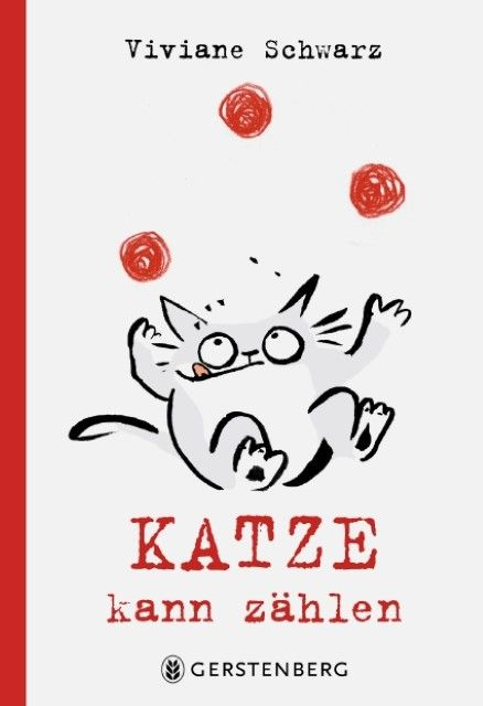 Schwarz, Viviane: Katze kann zählen