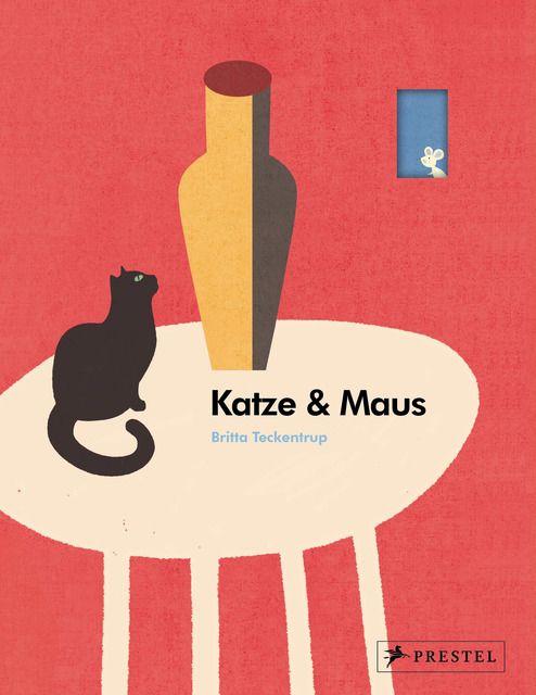 Teckentrup, Britta: Katze und Maus