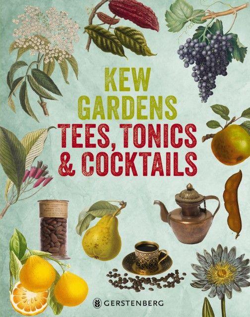 : Kew Gardens - Tees, Tonics & Cocktails