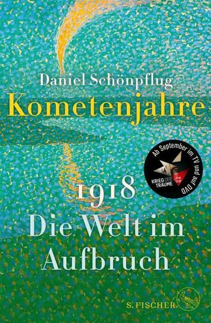 Schönpflug, Daniel: Kometenjahre