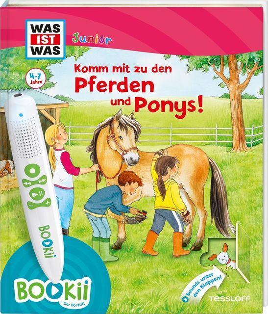: Komm mit zu den Pferden und Ponys!