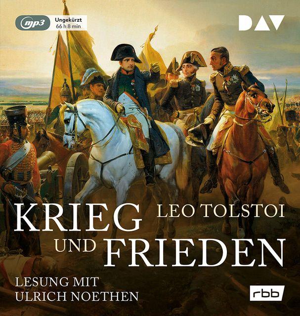 Tolstoi, Leo: Krieg und Frieden