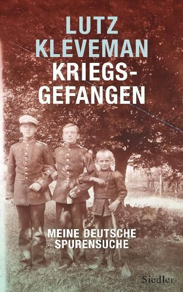 Kleveman, Lutz: Kriegsgefangen