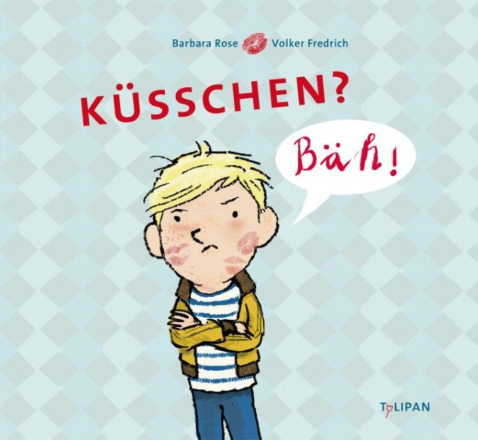 Langerblomqvist Kusschen Bah Rose Barbara Tulipan Verlag Gmbh